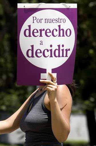 derecho al Aborto en Mexico
