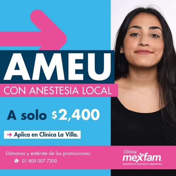 MEXFAM LA VILLA AMEU a Local