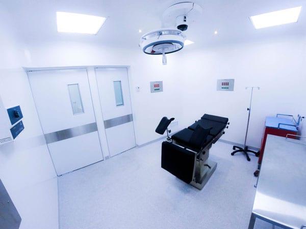 Instalaciones Centro Médico Mujer - 8