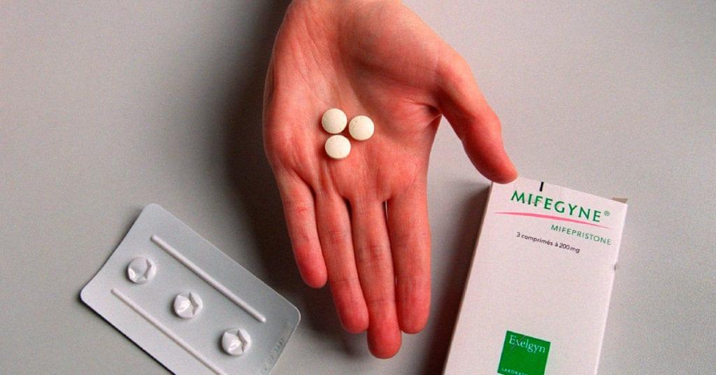 Abortar con pastillas