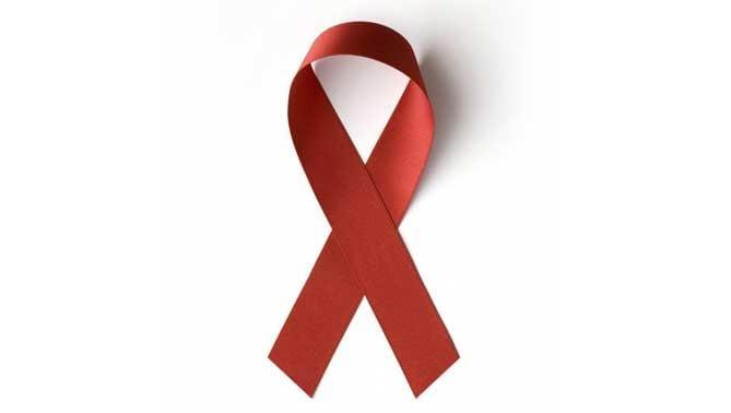 campaña lazo rojo VIH