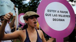 por la despenalización del aborto en colo
