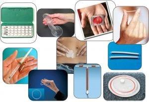 imágenes tipos de anticoncepción hormonal