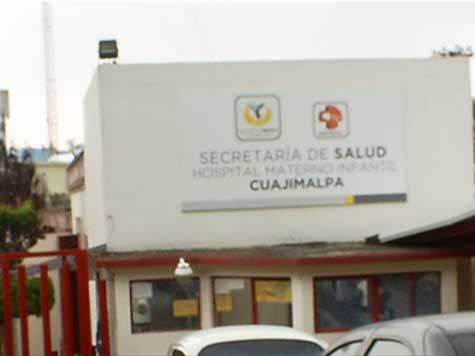 Hospital Materno Infantil Cuajimalpa