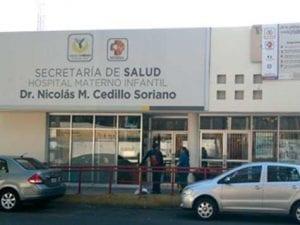 Hospital Materno Infantil Dr. Nicolás M. Cedillo Soriano
