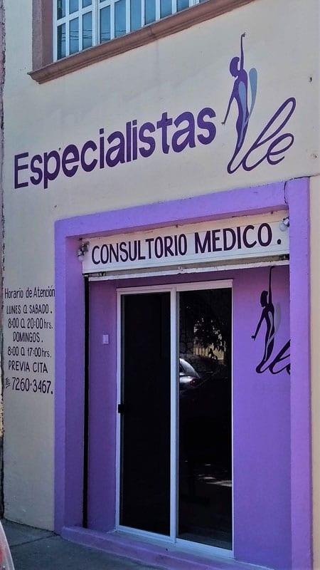 Centro médico Mujer Ciudad de México CDMX