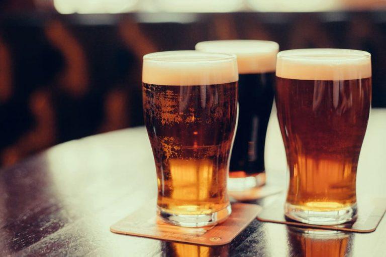 abortar con cerveza guiness