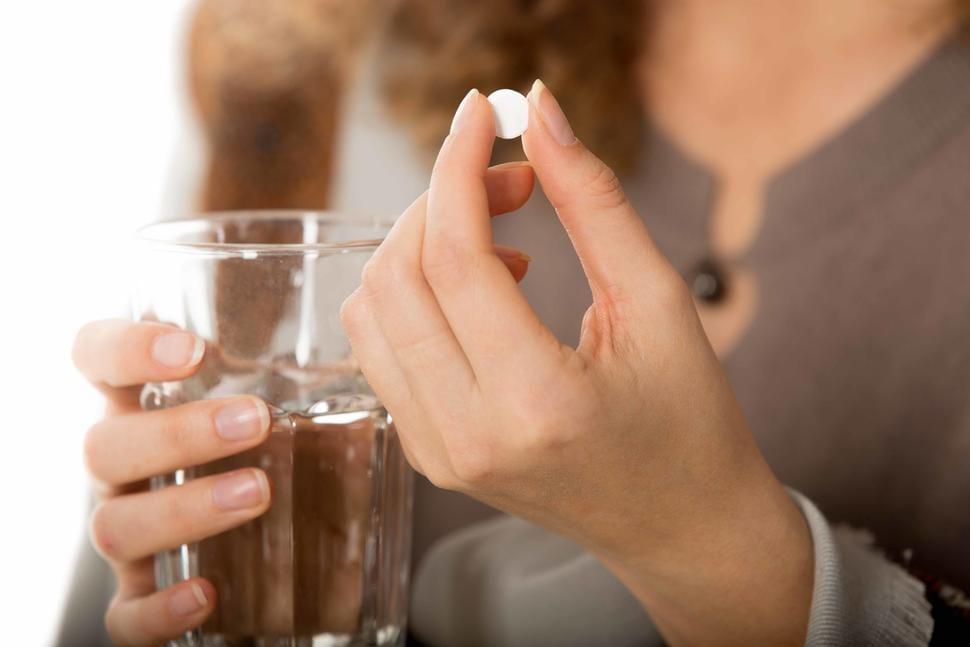como abortar con una aspirina