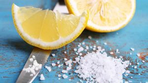 Cómo abortar con limón y sal