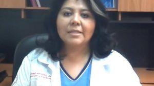 Dra. Alejandra Garcia Unidades Medicas de la Mujer CONSULADO