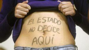embarazo adolescente y aborto