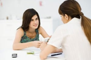 consulta adolescente ginecóloga