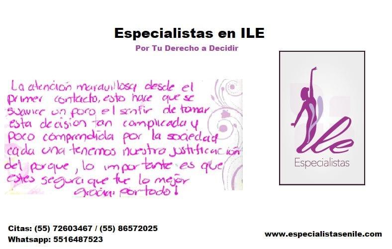 , Precios y opiniones de Especialistas en ILE, ¿qué tan bueno son sus servicios?