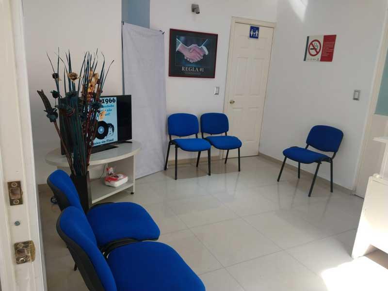 Salud Integral ILE Centro para ILE en DF sala de espera 3