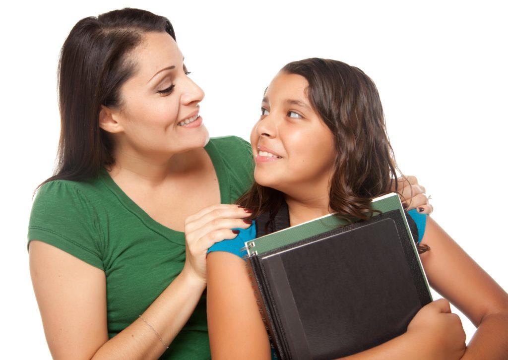 conversacion madre e hija sobre sexualidad