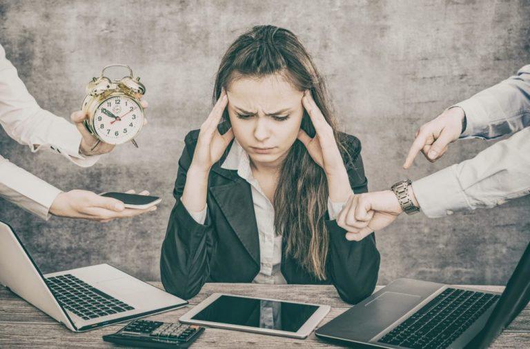 Síndrome de burnout. ¿Qué es, y cómo afecta a la salud sexual de la mujer?
