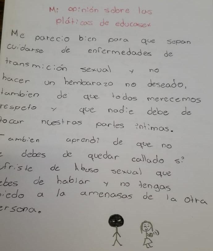 pláticas educación sexual, Pláticas de Educación Sexual para Escuelas y Universidades de México